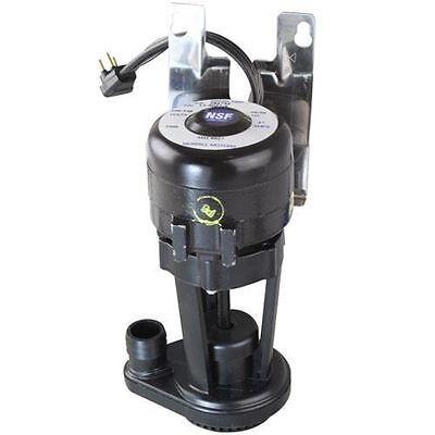 New Water Pump Compatible With Manitowoc Ice Maker 7626013 Man7626013 - 230v