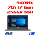 ASUS PC Ultrabooks 1-2 TB Hard Drive Capacity