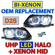 BMW E46 Facelift Headlights