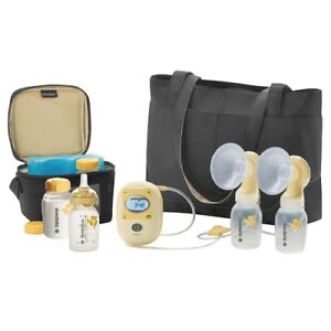 "BRAND NEW ""MEDELA"" FREESTYLE (DOUBLE ELECTRIC BREASTPUMP), FREE"