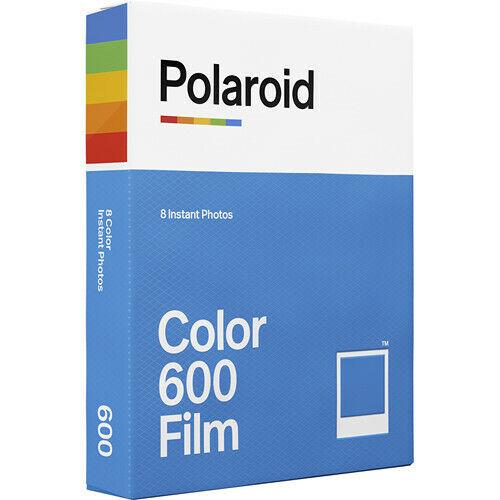 Polaroid Originals Instant Color 600 Film, 8 Exposures
