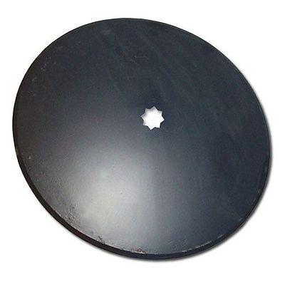 16 Disc Harrow Blade Boron Disc Blade Smooth Fits 78 Or 1 Square Hole