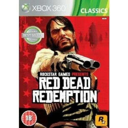 Red Dead Redemption - Classics (Xbox 360)  BRAND NEW AND SEALED - QUICK DISPATCH