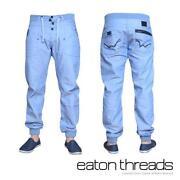 Mens Denim Jogger Jeans