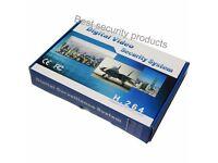 CCTV 8 CH 4 audio H.264 Megapixel HD DVR card