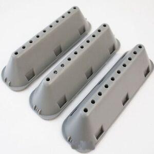 3 X DRUM PADDLES FOR  HOTPOINT WMF740 WMF760 WML520 WML540 WML560 WML720 WML730
