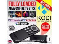 AMAZON FIRE TV STICK ✔KODI✔LIVE TV✔SPORTS ✔MOVIES ✔TV SHOWS ✔KIDS✔ADULT
