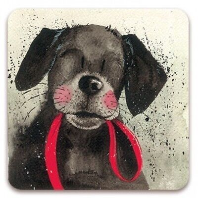 Red Lead Fridge Magnet, Alex Clark, Dogs, Pets, Fun Gifts, Kitchen Items FM89