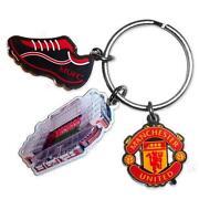 Manchester United Keyring