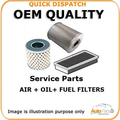AIR OIL FUEL FILTERS FOR TALBOT OEM QUALITY 2213 4180 8014