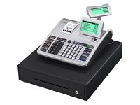 Casio SE-S400 cash register. Hardly used.