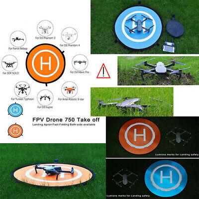 Drone Quadcopter Protective Mat Launch Landing Pad Helipad DJI Spark Mavic Pro