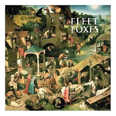 Fleet Foxes - Fleet Foxes [New Vinyl]