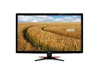 """Acer 24"""" GF246 bmipx Gaming Monitor LED Back light UM.FG6EE.016 (75HZ)"""