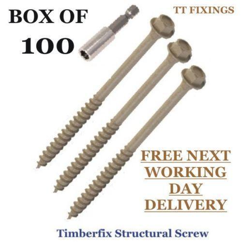 Timberfix Screws Ebay