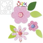 Sizzix Flower Layers
