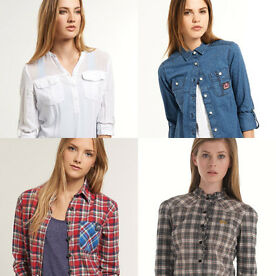 Superdry Women's Shirts