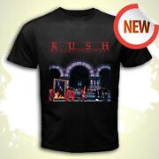 Rush Moving Pictures Shirt