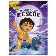 Go Diego Go DVD