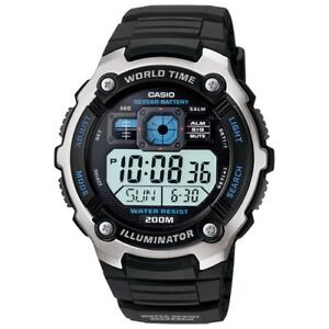Casio AE-2000W-1AVCF Mens Sport Watch-NEW IN BOX