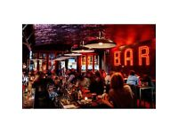 Head waitress/waiter & full/part time waiting staff in NEW RESTAURANT & BAR