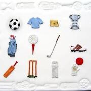 Sugarcraft Cutters Football