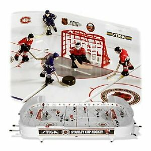 (3) TEAMS! STIGA NHL TABLE HOCKEY GAME ,NEW / 2014***