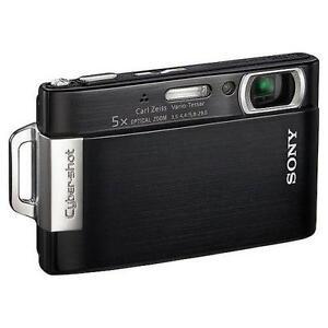 Sony Cybershot Touchscreen Camera