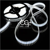 LED Strip 3528 Warm White Waterproof 5M