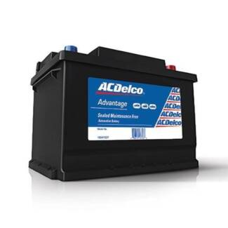 NEW ACDelco ADVANTAGE AD55620 515CCA Budget Car Battery (MF55)