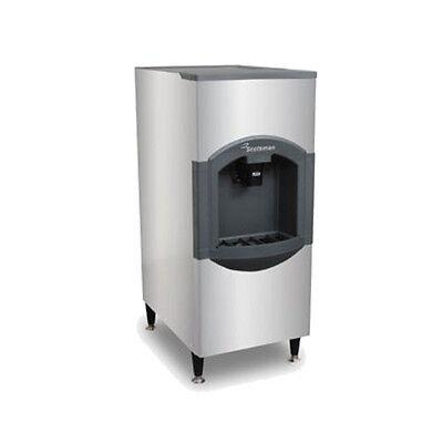 Scotsman Hd22b-1 Ice Dispenser - 120 Lb. Storage Capacity