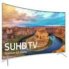 Samsung UN65KS8500FXZA Curved 65-Inch 4K Ultra HD Smart LED TV 2016 Model BUNDLE