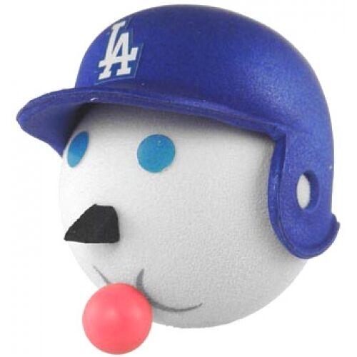 Jack in the Box LA Dodgers Antenna Topper / Desktop Spring Stand Display (2002)