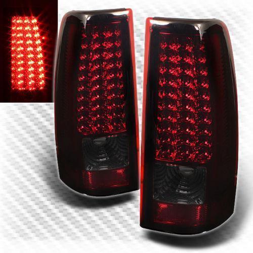 05 gmc sierra led tail lights ebay. Black Bedroom Furniture Sets. Home Design Ideas