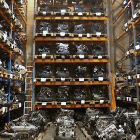ENGINE ONLY --- RENAULT X85 CLIO DYNAMIQUE S 2006 [K9K 766] 1.5 DCI 5 SPEED DIESEL FWD 8V TURBO