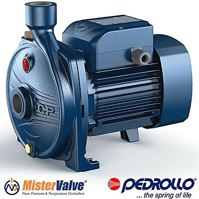 Pedrollo Centrifugal Water Pump Irrigation Water Cpm 670 3 Hp 110 220 V 60hz