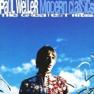 Paul Weller : Modern Classics: The Greatest Hits CD (1999)