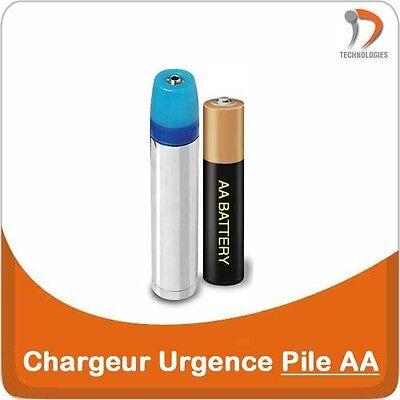 Universal Chargeur Charger Oplader Samsung Nokia Sony Ericsson MP3 AA Battery