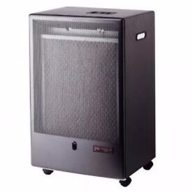 CAMILLA 3100 CATALYTIC GAS HEATER with amost full gas cylinder.