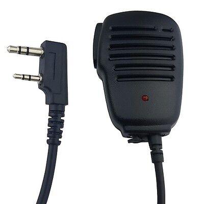 Red Led Kmc-25 Kmc25 Speaker Mic For Kenwood Tk-280 Tk-380 Tk480 Tk3140 Tk3148