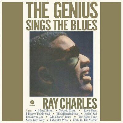 Ray Charles - Genius Sings the Blues [New Vinyl LP] Bonus Track, 180 Gram