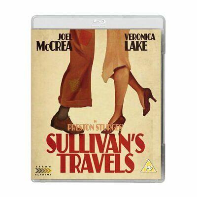 Sullivans Travels [Blu-ray] [1941] [DVD][Region 2]