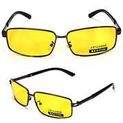 Yellow Polarized Sunglasses