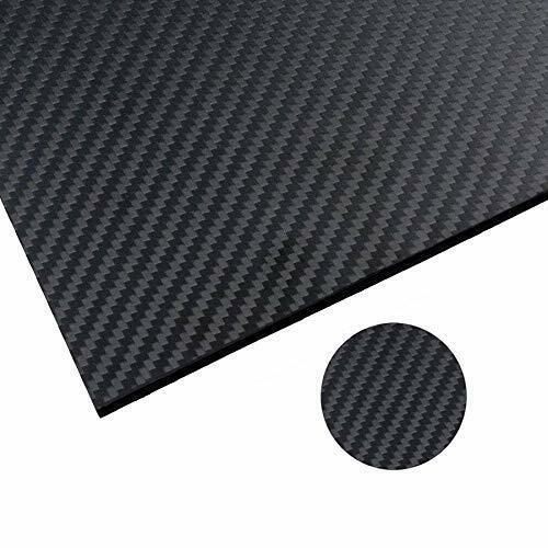 Arris 200X300X2MM 100% 3K Carbon Fiber Laminate Plate Panel Sheet 2mm Thickness