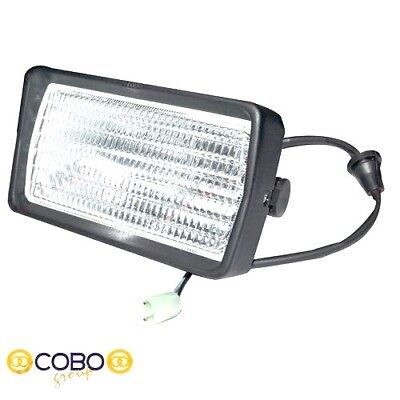 Cab Roof Work Light Rh Fits Ford Tw15 Tw25 Tw35 8630 8730 8830 Tractors