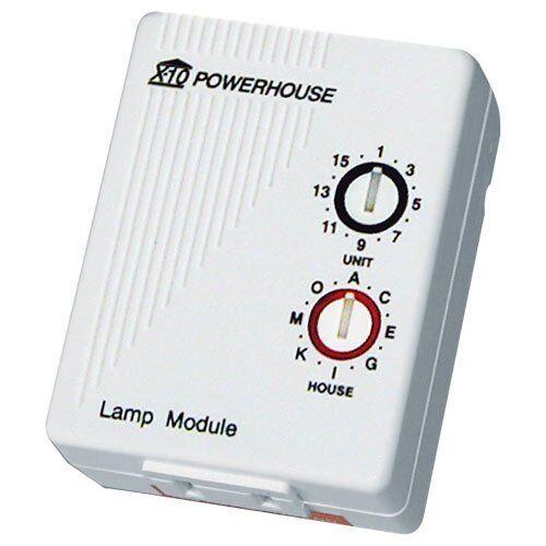 X10 LM465 Lamp Control Module - (NO BOX)