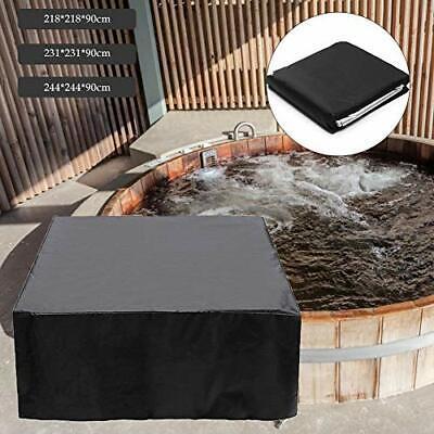 UV Resistant Heavy Duty Hot Tub Cover