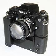 Nikon F3 MD4