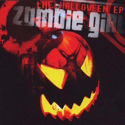 ZOMBIE GIRL the Halloween EP CD 2009](Zombie Girl Halloween 09)