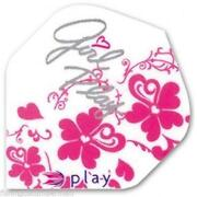 Girl Dart Flights